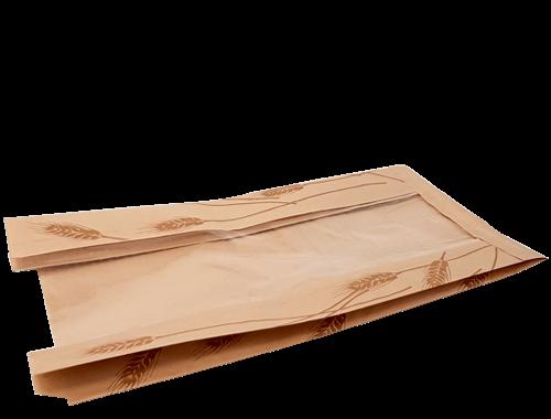 Bakery Bag Cob Loaf (Green)