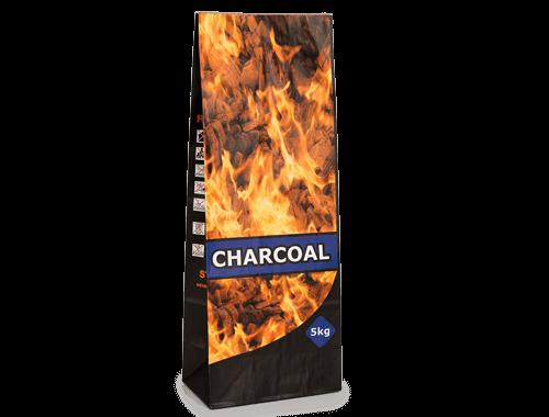 Charcoal Bag 5kg (100 bags)