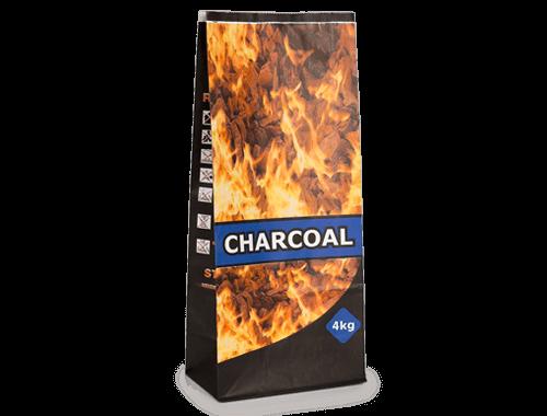 Charcoal Bag 4kg (100 bags)