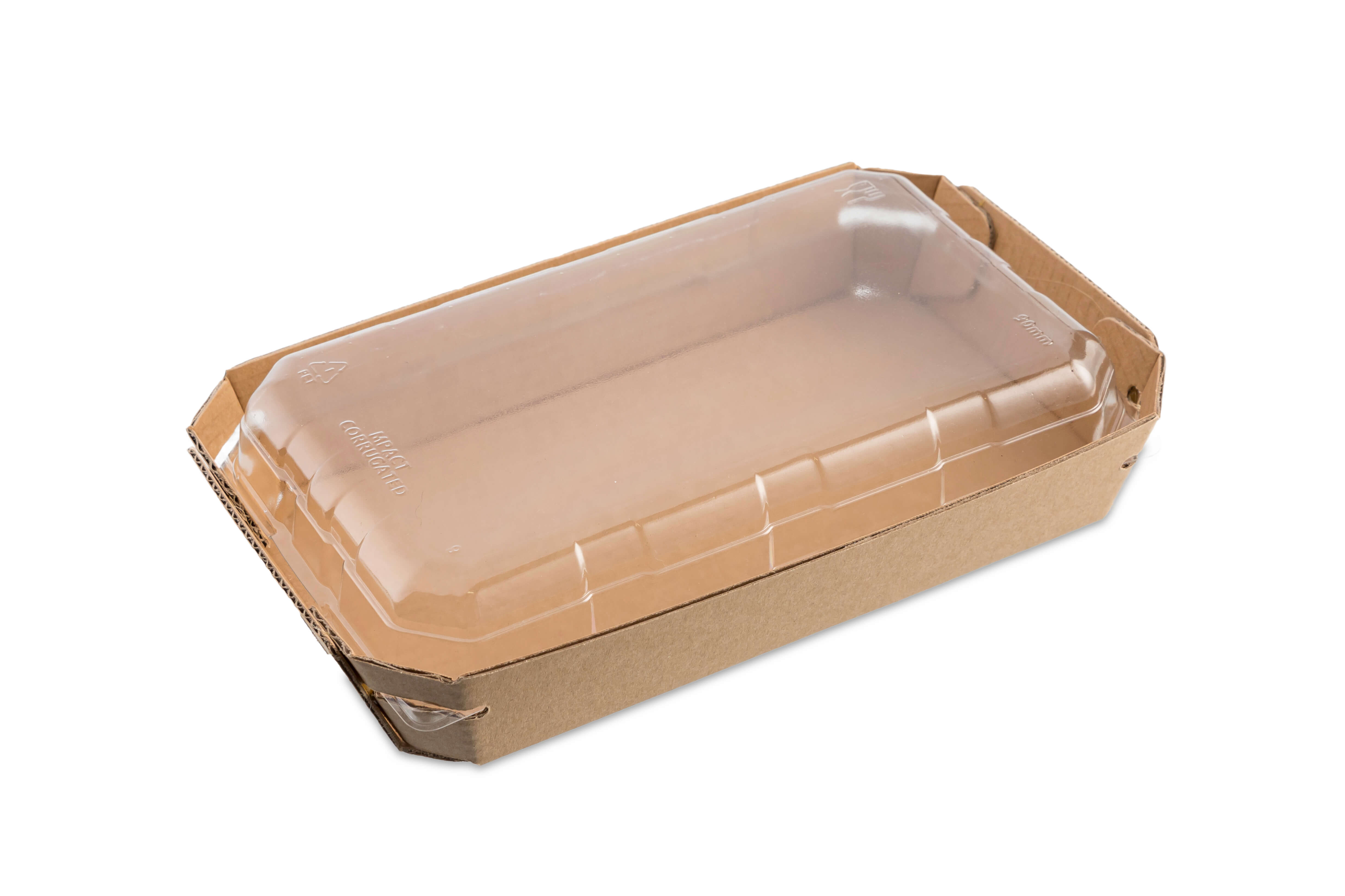 Small tray with lid