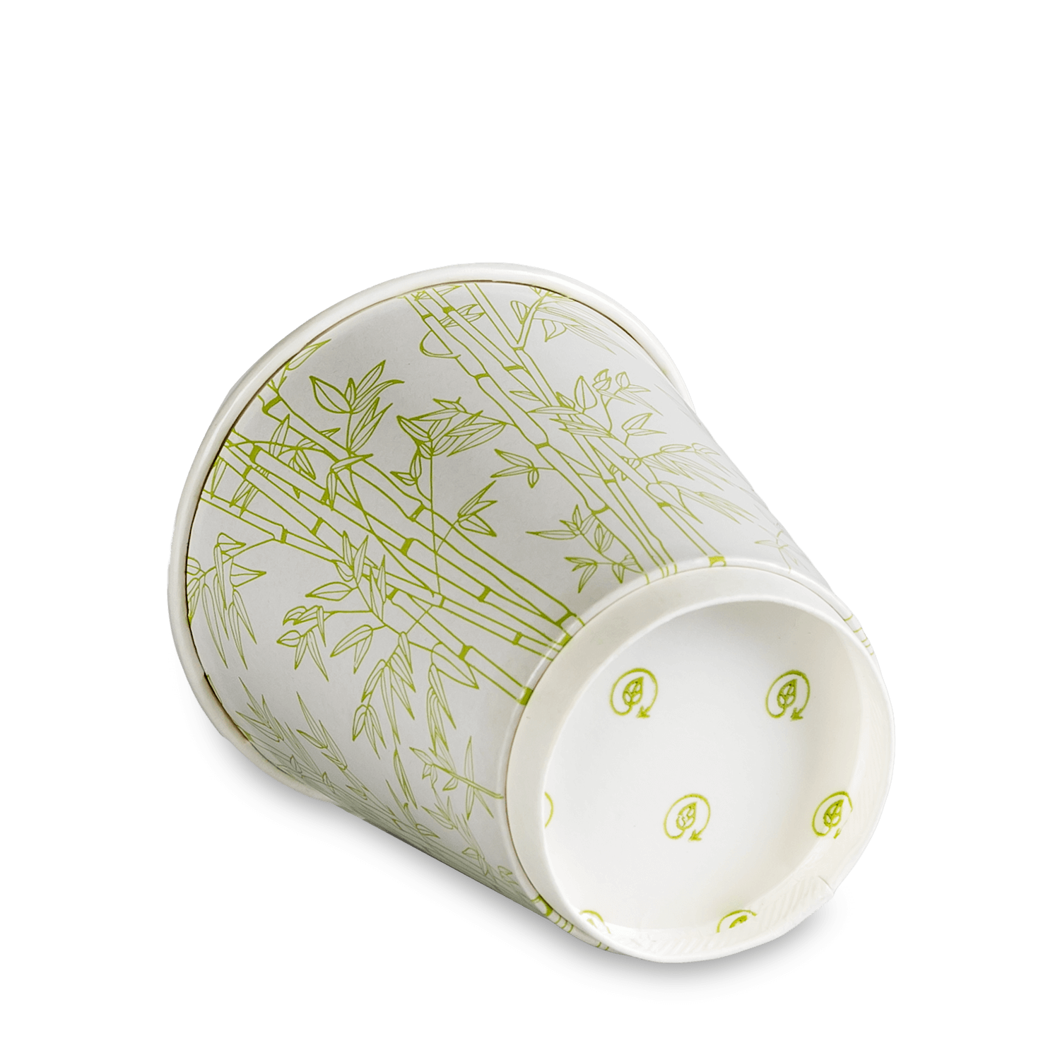 250ml Double wall I am Eco _PLA cups (packed 500)