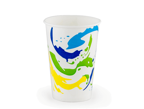 12oz Cold Cup Splash