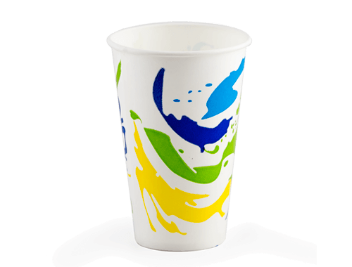 16oz Cold Cup Splash