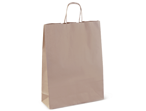 Shopper with Twist handle 80gsm