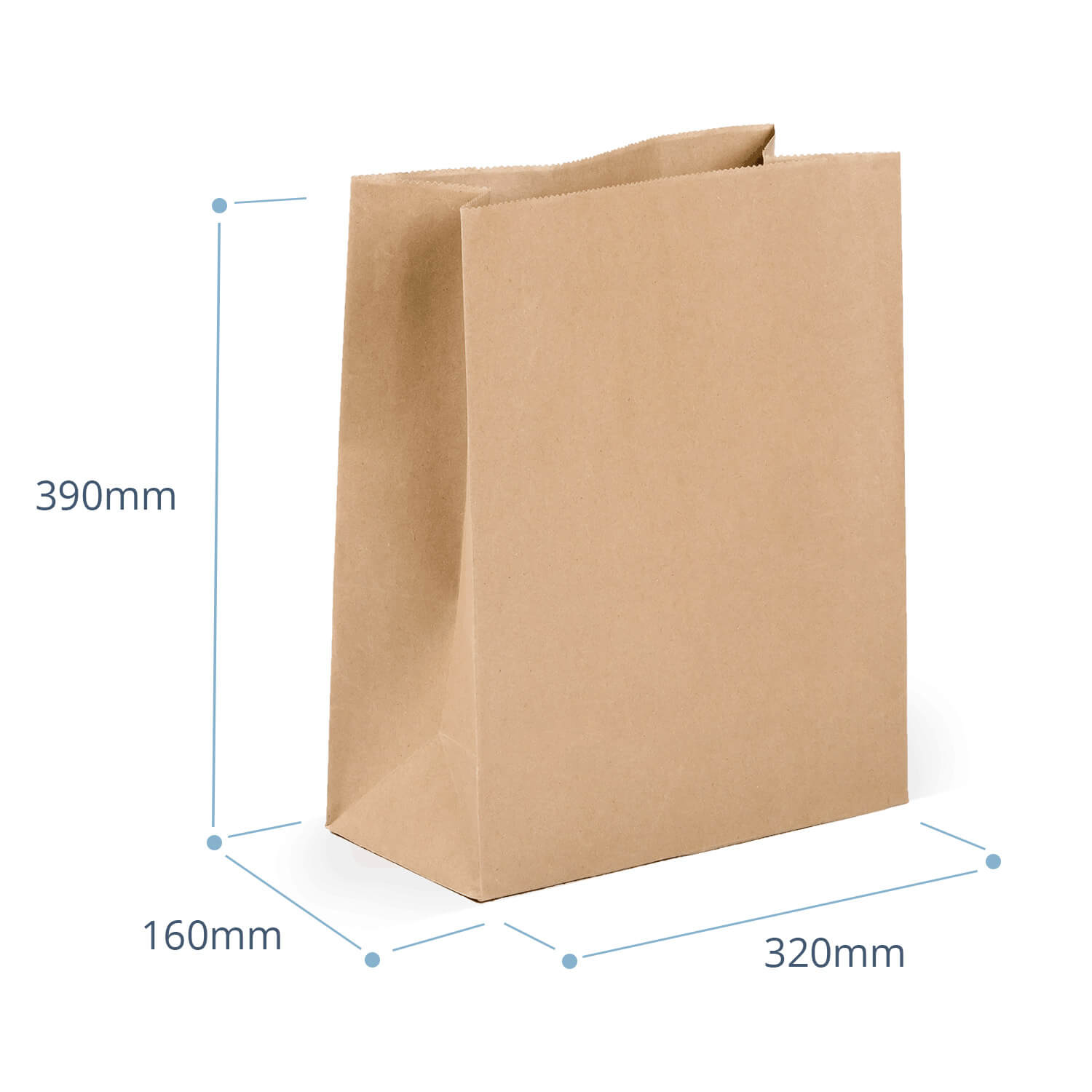 Heavy Duty Large Bag (packed 200)