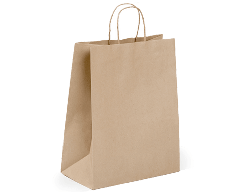 Large Bag with twist handle
