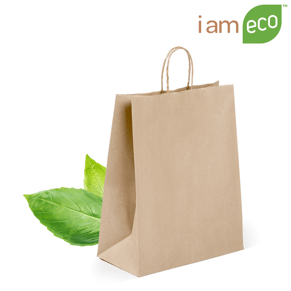 Large Bag with Twist handle (packed 250)