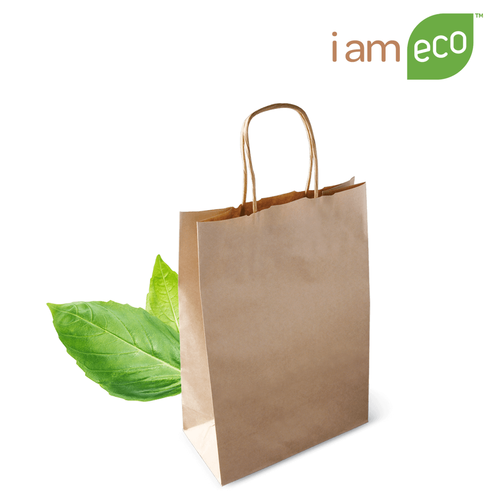 Small Bag with twist handle (packed 200)
