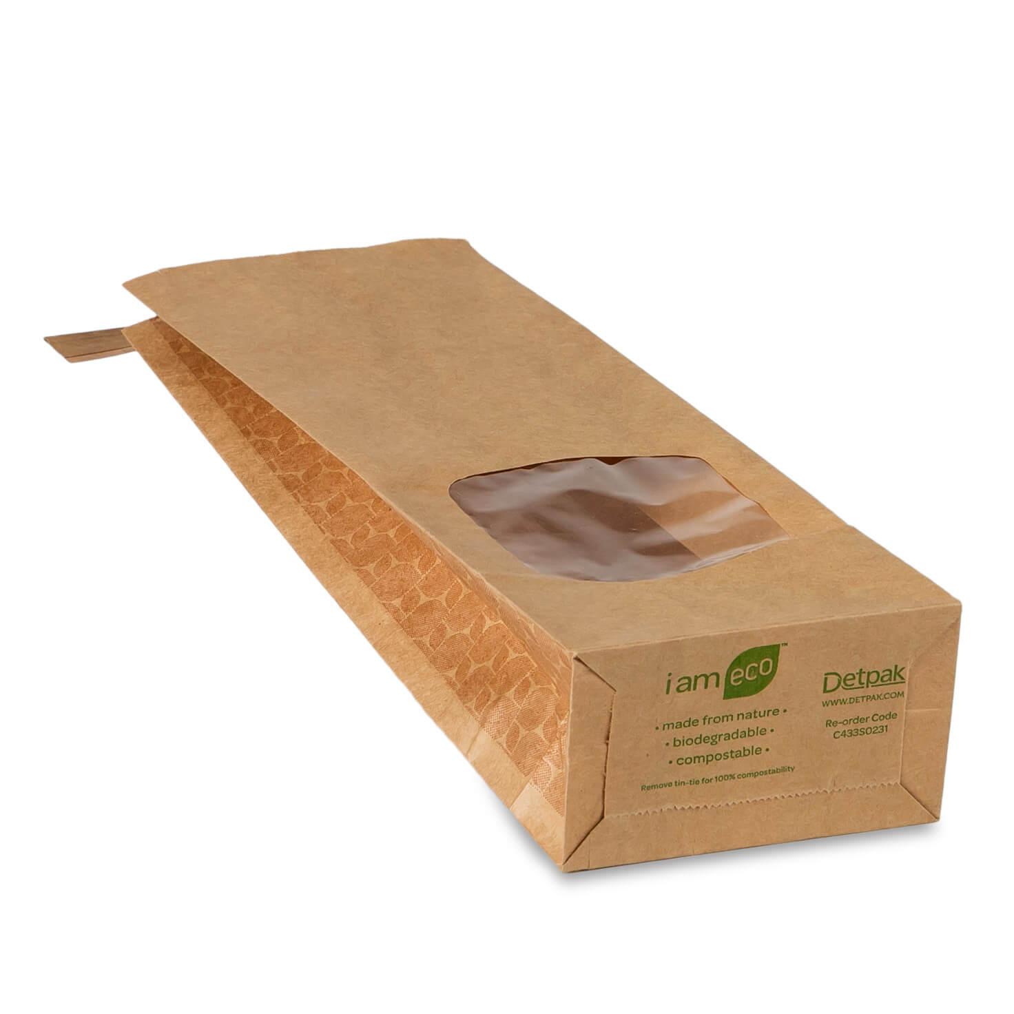 Medium Window ECO Tin Tie (packed 400)